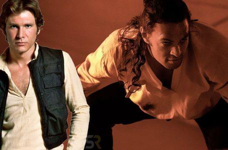 Dünenstern Jason Momoa vergleicht seinen Charakter mit Han Solo