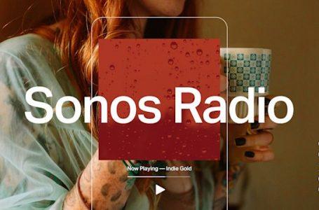 Sonos Radio ist der erste Ausflug des Unternehmens in Originalinhalte