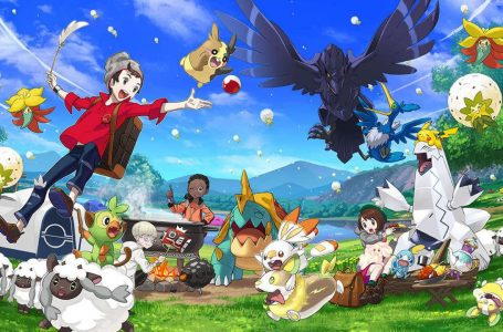 Pokemon Sword en Shield Review